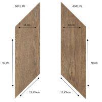 Виниловый пол Forbo Effekta Professional 4041 PR-PL Classic Fine Oak PRO