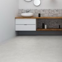 ПВХ плитка IVC Ultimo Glint Cement 46127