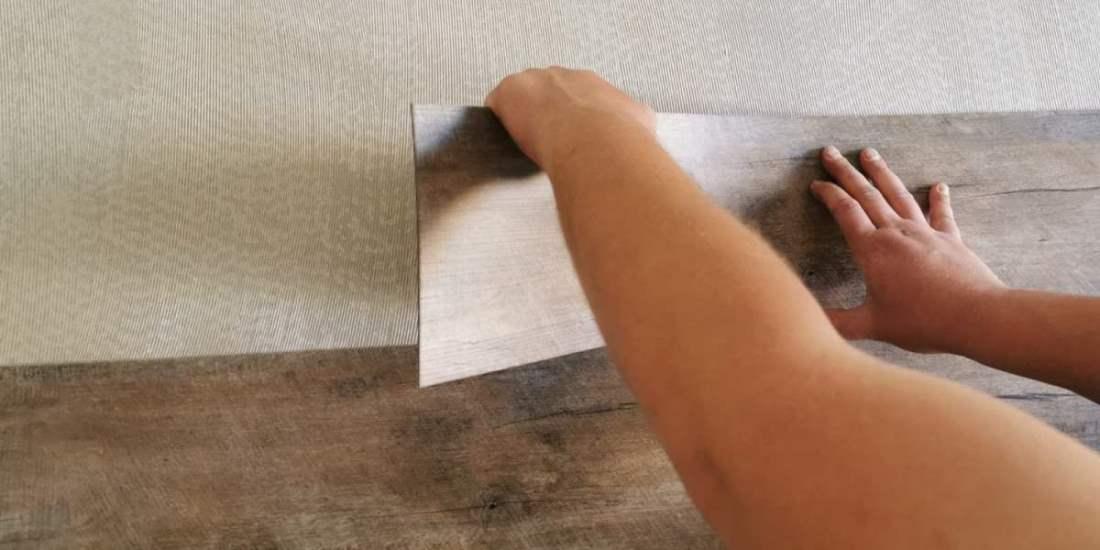 Укладання вінілової плитки Moduleo
